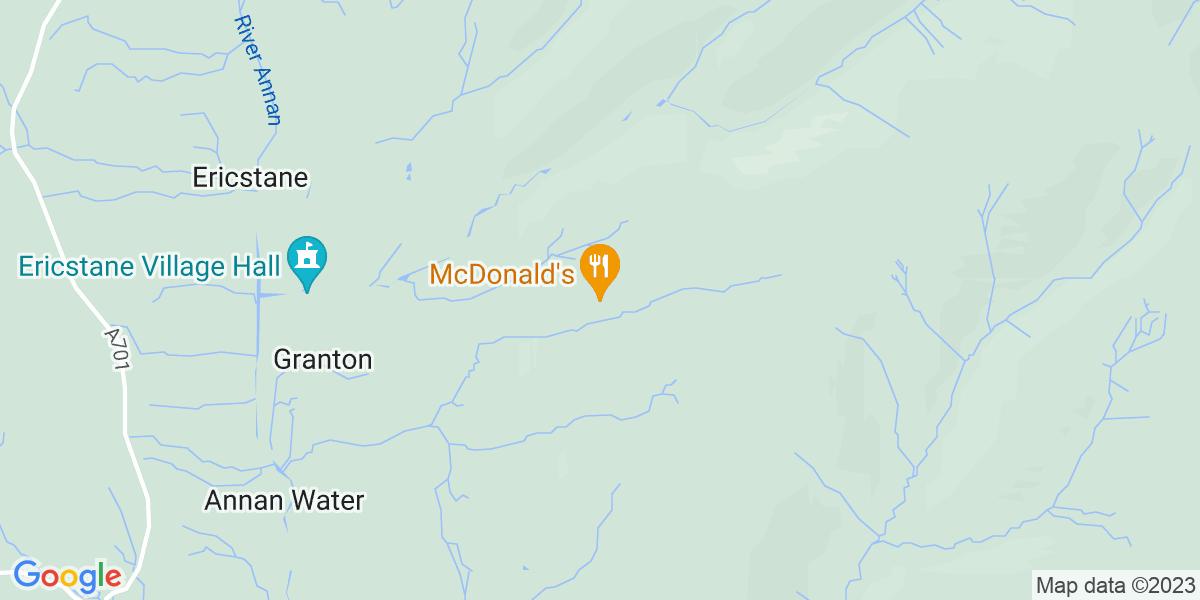 Map: Software Developer .NET, WPF, XAML job role in Donegal