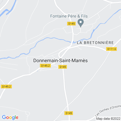 bed and breakfast Donnemain-Saint-Mamès