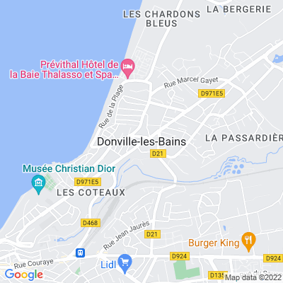 bed and breakfast Donville-les-Bains