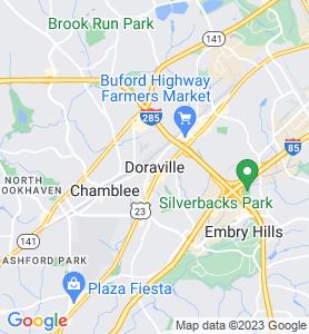 Doraville GA Map