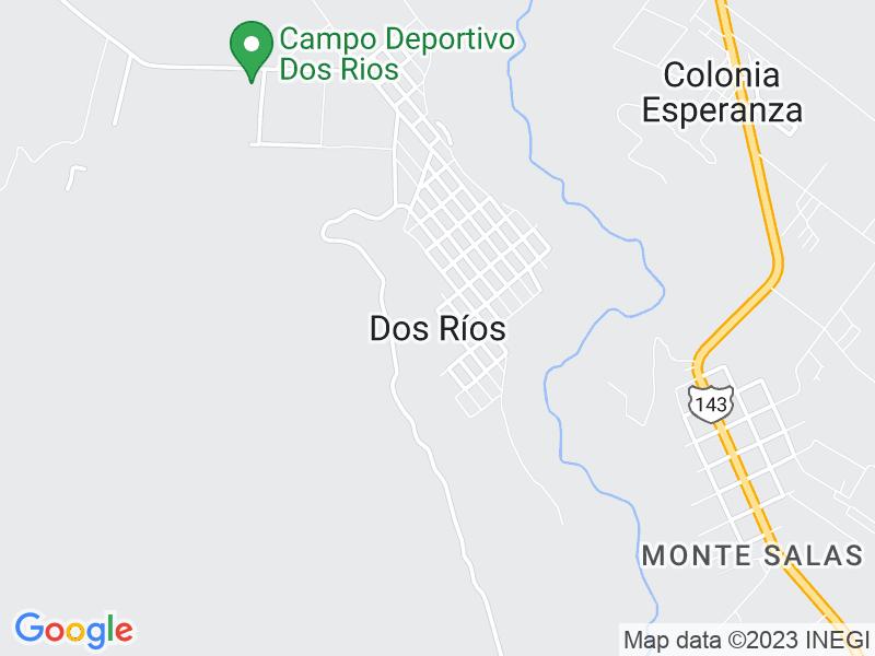 Dos Ríos (Tocuila), Veracruz