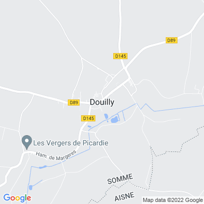bed and breakfast Douilly
