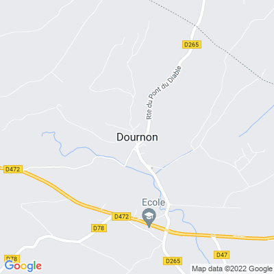 bed and breakfast Dournon