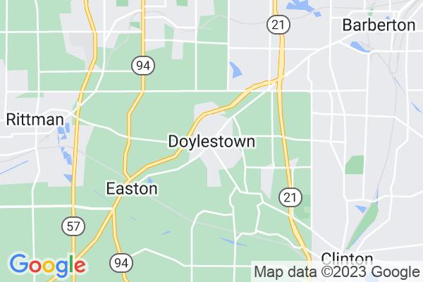 Doylestown, OH