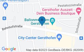 Dr. med. dent. Gert Hundsdörfer, Bahnhofstraße 18, 86368 Gersthofen