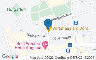Dr. med. dent. Norbert Hille, Johannisgasse 4, 86152 Augsburg