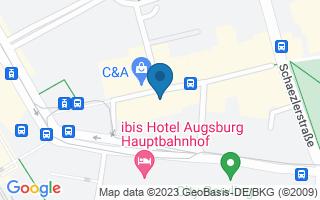 Dr. med. dent. Peter M. Berg, Bahnhofstr. 17, 86150 Augsburg
