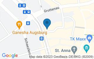 Dr. med. dent. Roland Kling, Fuggerstr. 16, 86150 Augsburg