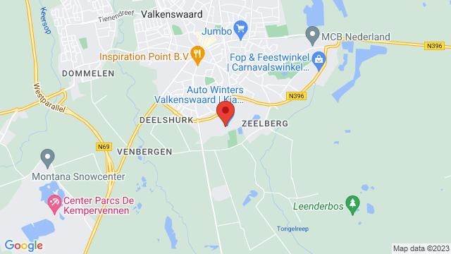 Van+Mossel+Audi+Valkenswaard op Google Maps