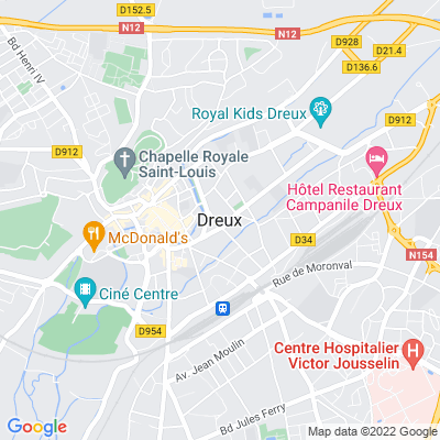 bed and breakfast Dreux