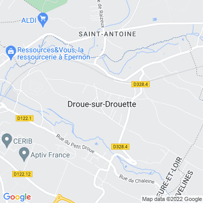 bed and breakfast Droue-sur-Drouette