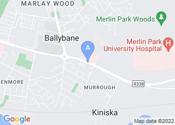 Map for Galway - Mayo Institute of Technology