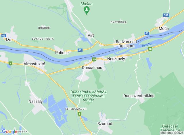 Dunaalmás