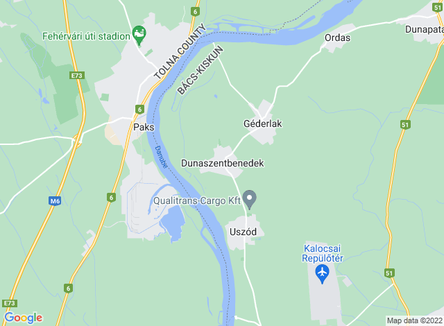 Dunaszentbenedek
