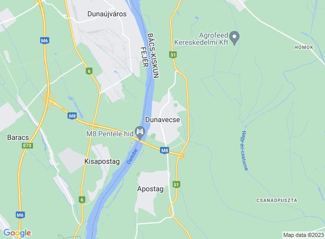 Dunavecse