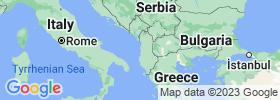Durrës map