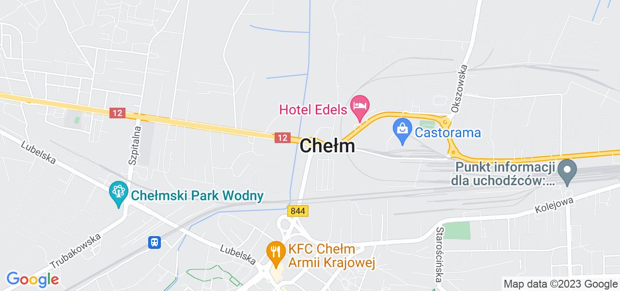 Osiedle Działki w Chełmie – w tych punktach ekspresowo wyślesz turbinę do autoryzowanego serwisu