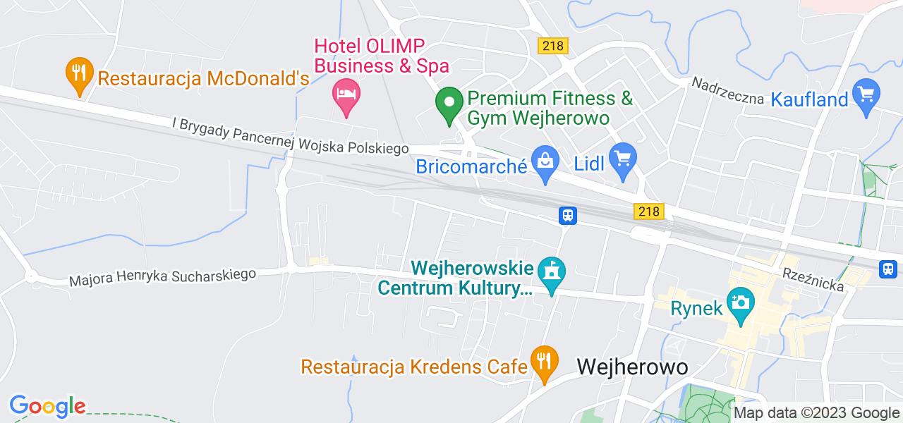 Osiedle Dzielnica Zachodnia w Wejherowie – w tych punktach ekspresowo wyślesz turbinę do autoryzowanego serwisu