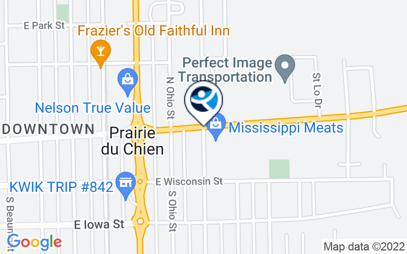 Mayo Clinic Health System - Prairie Du Chien Location and Directions