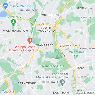George Green Location