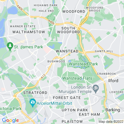 Wanstead Quaker Burial Ground Location