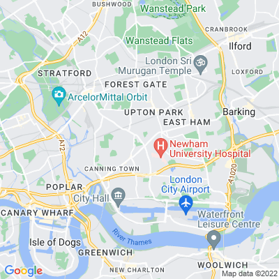 Plaistow Park Location