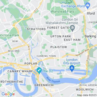 East London Cemetery and Crematorium Location