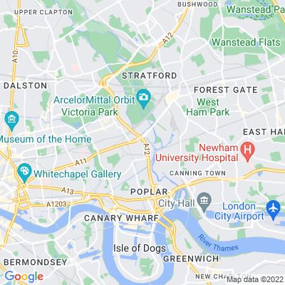 St Leonard's Priory Location
