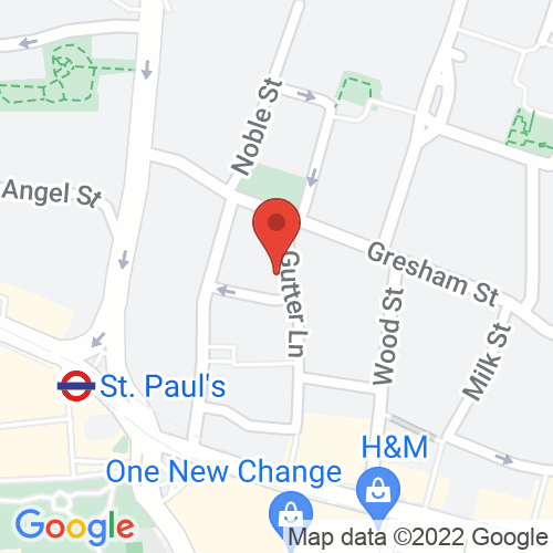 Google Map of The Goldsmiths' Company Assay Office