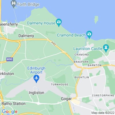Craigiehall Location