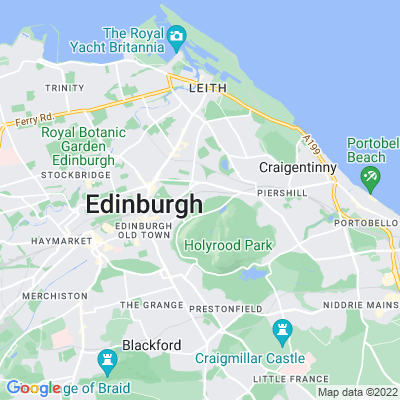 Holyrood Location