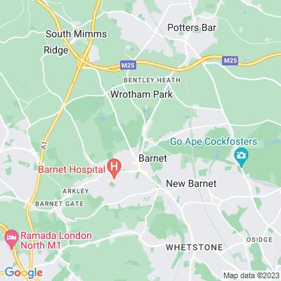 Hadley Green Location