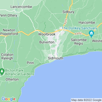 Knowle, The Location