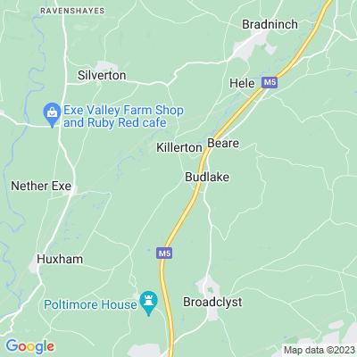 Killerton Location
