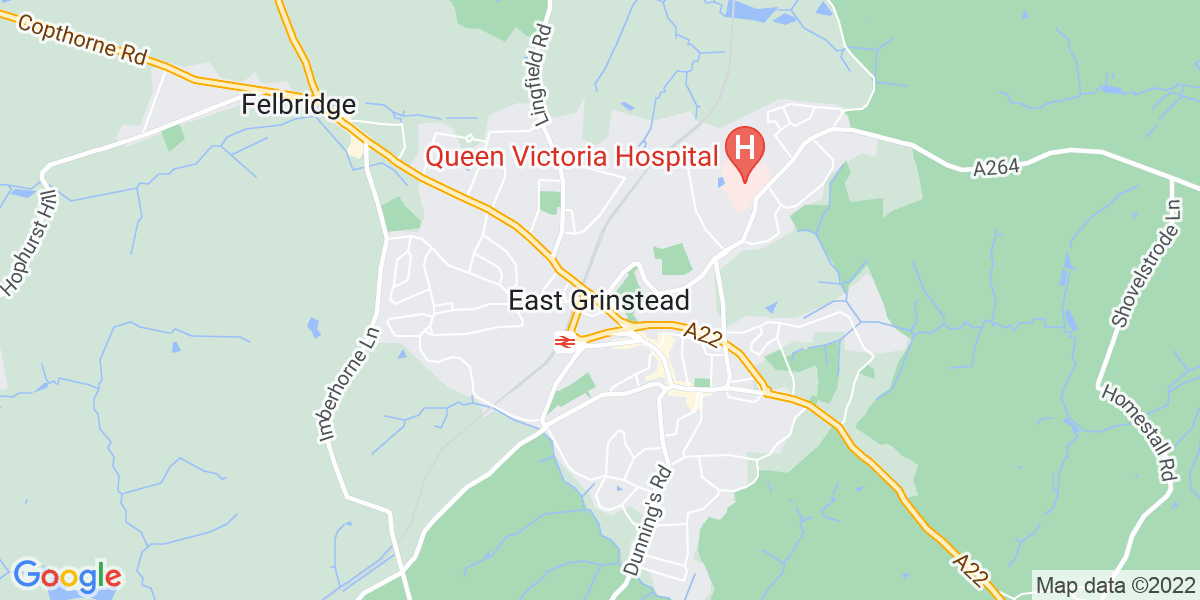 Jobs in East Grinstead
