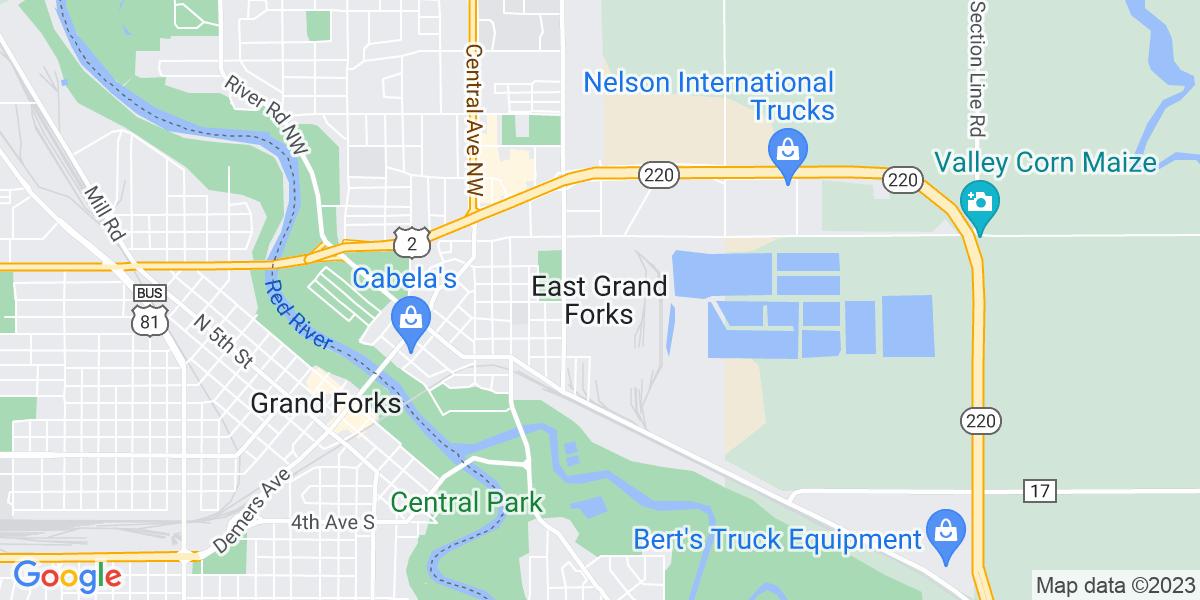 East Grand Forks, MN