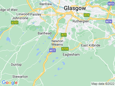 Personal Injury Solicitors in East Renfrewshire