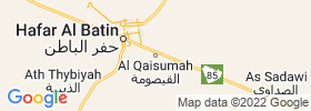 Al Qaysumah map