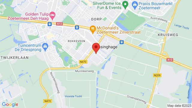 Kia+Zoetermeer op Google Maps