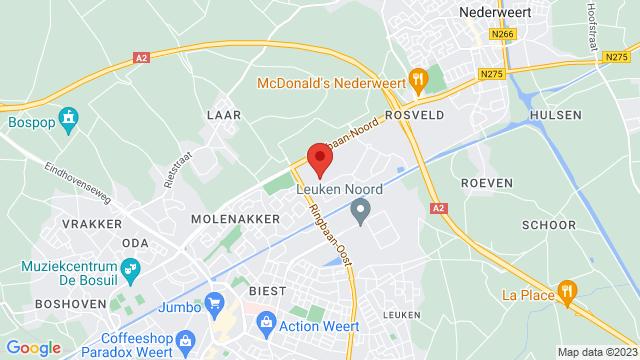 Van+Mossel+Audi+Weert op Google Maps