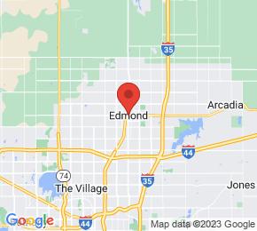 Job Map - Edmond, Oklahoma  US