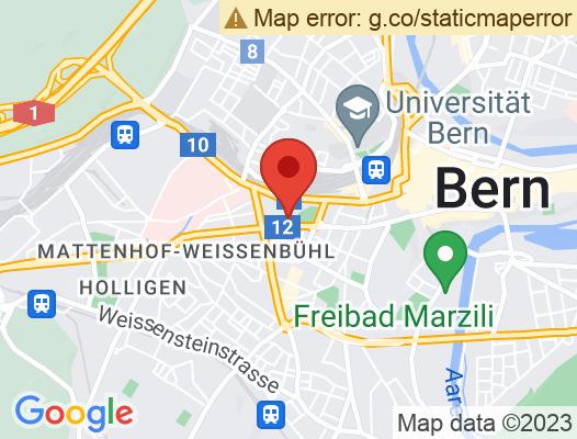 Google Map of Effingerstrasse 34 3001 Bern