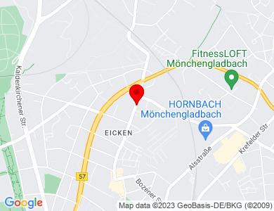 Gemeinschaftspraxis Hegner, Eickenerstr.282, 41063 Mönchengladbach