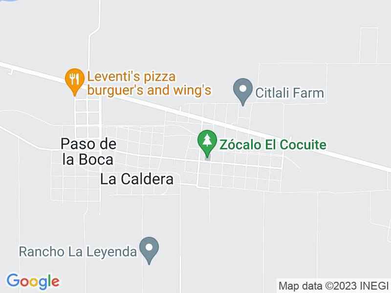 El Cocuite, Veracruz