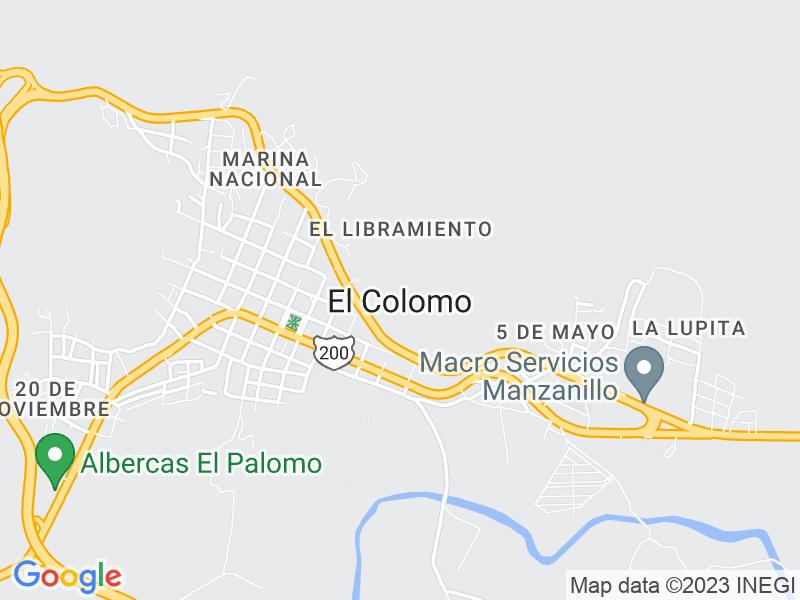 El Colomo, Colima