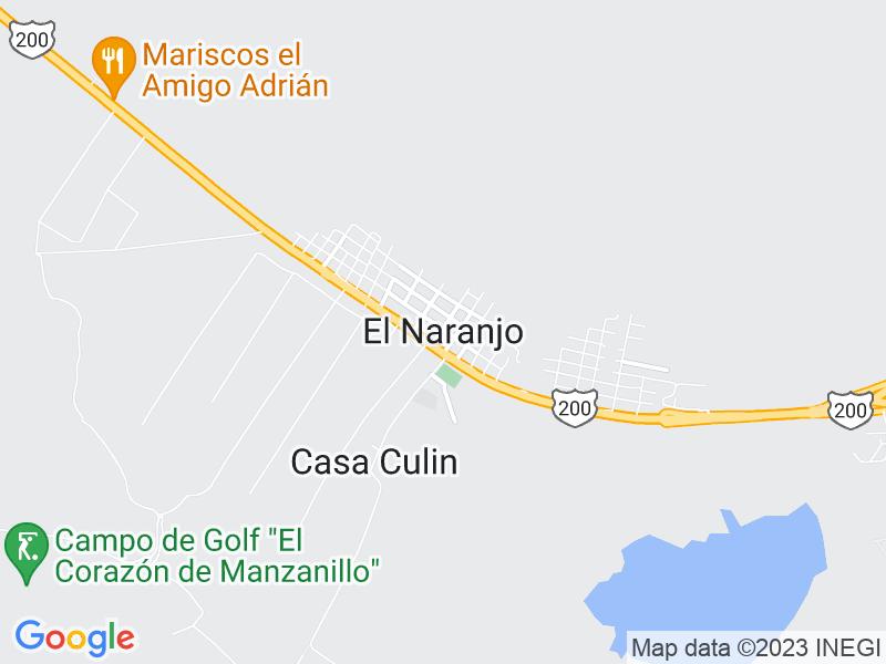 El Naranjo, Colima