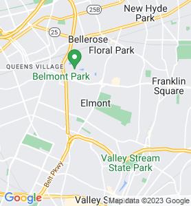 Elmont NY Map