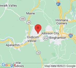Job Map - Endwell, New York  US