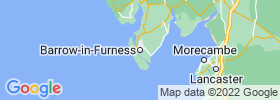 Barrow In Furness map