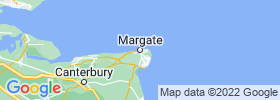 Margate map